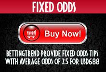 Fix odds